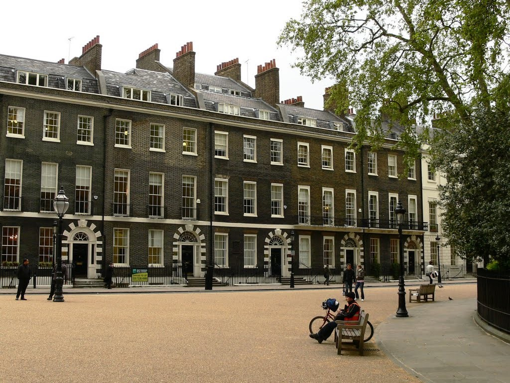 Head office: Bedford Square, London